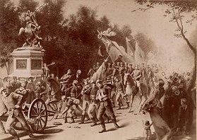 Resultado de imagen para chile guerra civil 1891