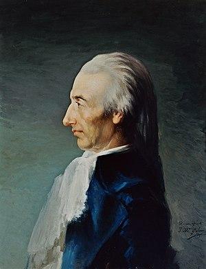 Malaspina Expedition - Portrait of Alessandro Malaspina by José María Galván