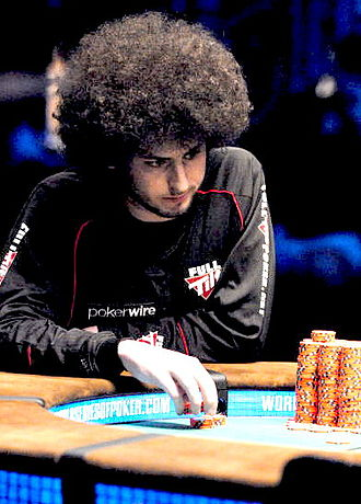 Alex Jacob - Jacob at the 2007 World Series of Poker.