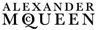 Alexander McQueen (brand) - Image: Alexander Mc Queen Logo