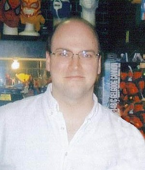 Alex Ross - Ross in 2003