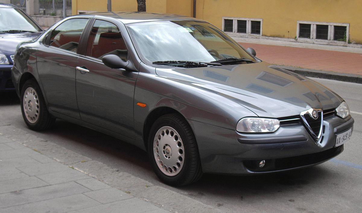 Alfa romeo 156 jtd wikipedia