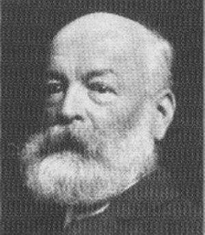 Alfred Friedrich Bluntschli - Alfred Friedrich Bluntschli.