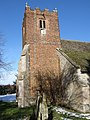 All Saints Tower, Morborne - geograph.org.uk - 1162782.jpg