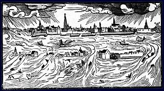 All Saints Flood (1570)