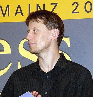 Zoltán Almási - Image: Almashi 2007