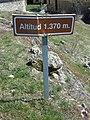 Altitude sign (1370 m).001 - Valporquero.jpg
