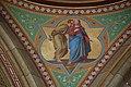 Altlerchenfelder Pfarrkirche - Deckenmalerei im linken Seitenschiff 10.JPG