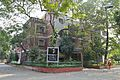 Alumni Association Building and Triguna Sen Auditorium - Jadavpur University - Kolkata 2015-01-08 2376.JPG