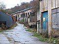 Ambergate - wire works middle section - geograph.org.uk - 1598048.jpg