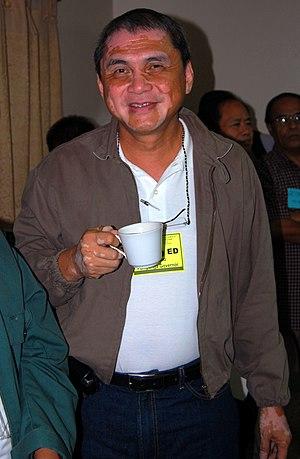 Eddie Panlilio - Eddie Panlilio in 2007