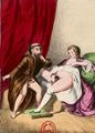 Amours, galanteries, intrigues, ruses et crimes des capucins et des religieuses, 1788, T1-04.png