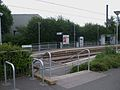 Ampere Way tramstop western entrance.JPG