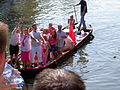 Amsterdam Gay Pride 2004, Canal parade.JPG