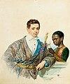 Anatole Demidoff with moor by C.Briullov (1829, priv.coll.).jpg