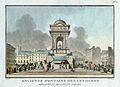 Ancienne fontaine des Innocents. Replacée au milieu du marché 2.jpg