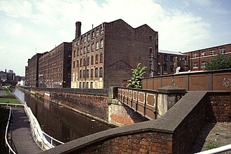 Cottonopolis - Cotton mills in Ancoats