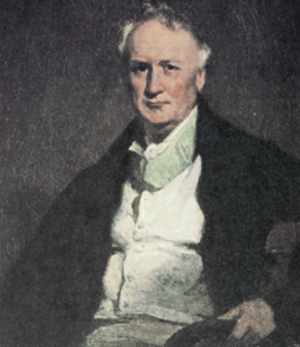 Anders Ljungstedt - Portrait of Ljungstedt by George Chinnery, 1774-1852