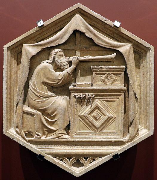 File:Andrea o nino pisano, jubal ovvero la musica, 1334-43, dal lato ovest del campanile 01.JPG