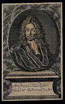 Andreas Rüdiger (Ridiger). Line engraving. Wellcome V0005134ER.jpg