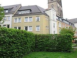 Andreasstraße in Hildesheim
