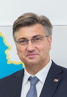 Andrej Plenkovic Wikipedia