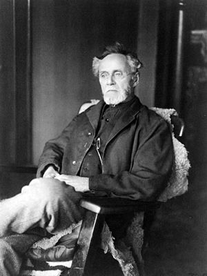 Osteopathic medicine in the United States - Andrew Taylor Still, founder of osteopathic medicine