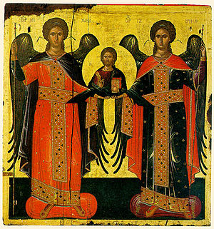 Angelos Akotantos - Image: Angelos Akotantos The Congregation of the Archangels WGA00098