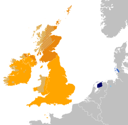 Anglo-Frisian distribution map.svg