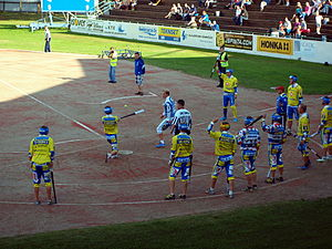 Superpesis - Superpesis match: Alajärvi versus Vimpeli.