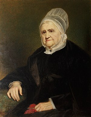 William Miller Christy - Ann Christy, 1869 portrait by Jerry Barrett