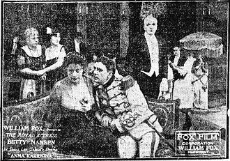 Anna Karenina (1915 film) - Anna Karenina newspaper ad (1915)