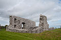 Annaghdown Abbey of St. John the Baptist de Cella Parva Nave and Residential Quarters 2010 09 12.jpg