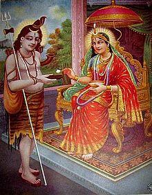 http://upload.wikimedia.org/wikipedia/commons/thumb/e/ed/Annapurnashiva.jpg/220px-Annapurnashiva.jpg