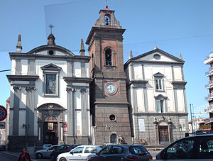 Giugliano in Campania - Church of the Annunziata.