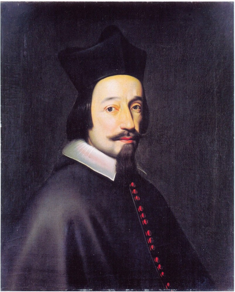 Anselm van Hulle - Portrait of the Papal Nuntius Fabio Chigi