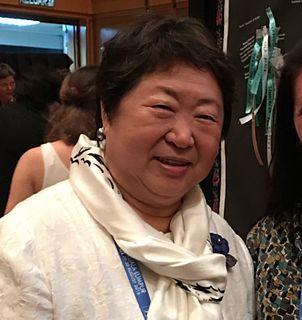 Korean Antarctic researcher
