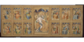Antependium des Meßornats des Ordens vom Goldenen Vlies (Retrofrontale, Rücklaken), um 1425-1440.png