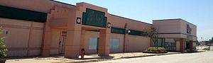 Antioch Crossing - Image: Antioch Center Kansas City, Missouri