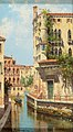 Antonietta Brandeis - Canal in Venice with View of the Back of the Palazzo Rocca.jpg