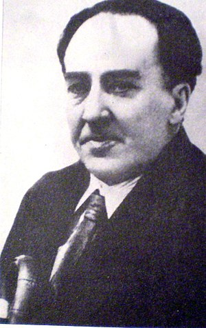 Machado, Antonio (1875-1939)