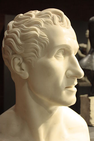 Antonio Canova - Image: Antonio Canova from the studio if Canova c.1813