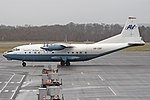 Antonov An-12A, Aerovis Airlines JP6124880.jpg