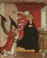 Anunciación. Francisco de Comontes, atribución..tif