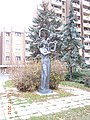 Anya gyermekével (Anatolij Alekszandrovics Sirnyin, 1985), Szent Márton utca, Szombathely, Hungary - panoramio (6).jpg