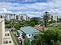 Apartment buildings construction in Redcliffe, Queensland in 2019.jpg