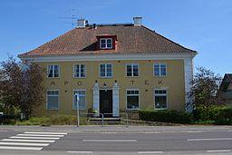 Den gamle Apoteket ved Stockholmsvægen