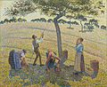 Apple Harvest by Camille Pissarro.jpg