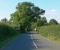 Approaching Stockerston - geograph.org.uk - 538079.jpg