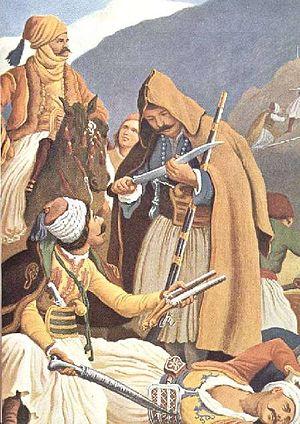 Battle of Arachova - Image: Arahova